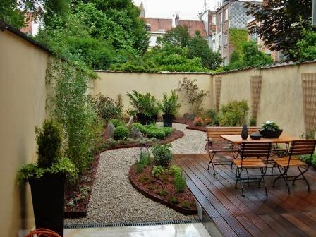 Amnagement Jardin En Longueur Dcoration Amenagement